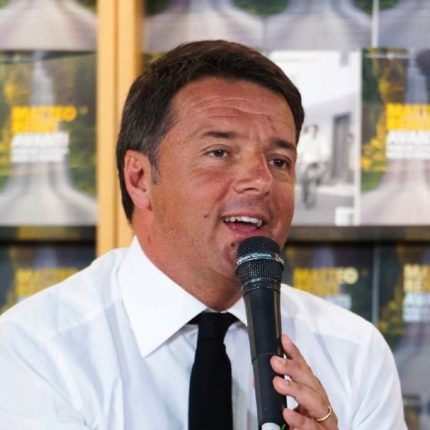 Renzi vuole riaprire le scuole il 4 maggio