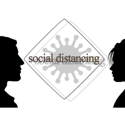 Epidemiologi su distanziamento sociale e COVID-19