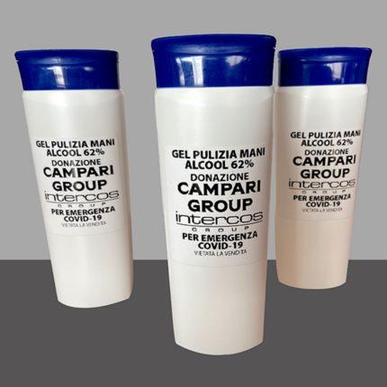 Campari Group e Intercos Group uniti contro il Covid-19 foto