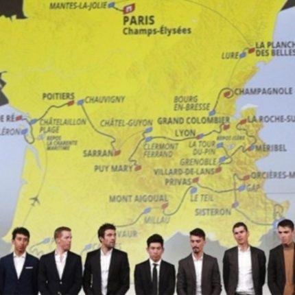 Prudhomme dice no al Tour de France
