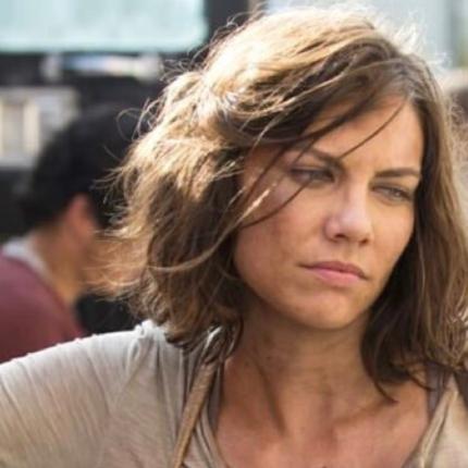 The Walking Dead 10 il ritorno di Maggie