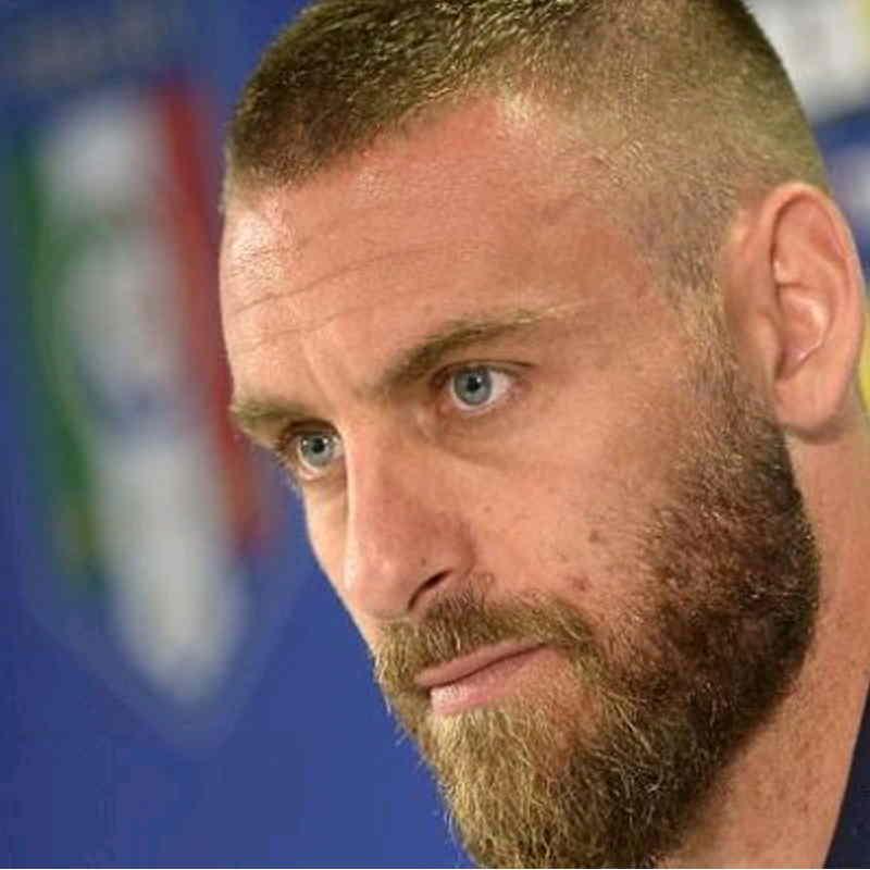 Daniele De Rossi vuole la panchina della Roma