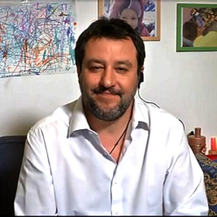 Salvini telefona a Mattarella