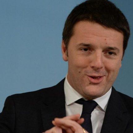 Renzi insiste sulla questione delle scuole