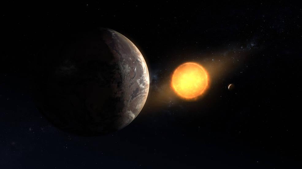 Kepler-1649c: l'esopianeta più simile al nostro pianeta