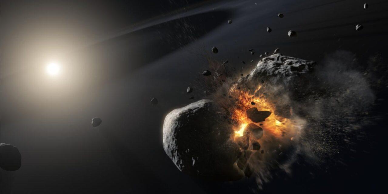 Esopianeti: ecco il mistero del pianeta scomparso Esopianeti e cintura spaziale