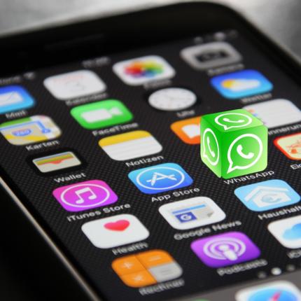 aggiornamenti WhatsApp per videochiamate