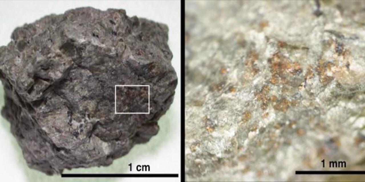 Meteorite marziano