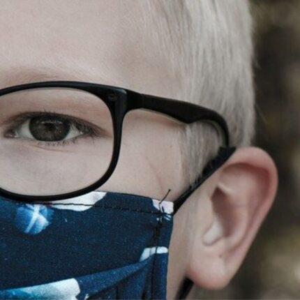 Le mascherine dei bambini