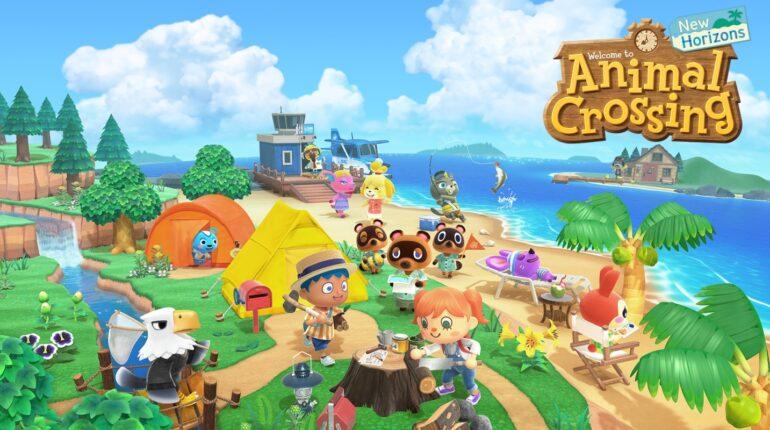 Animal Crossing:New Horizon