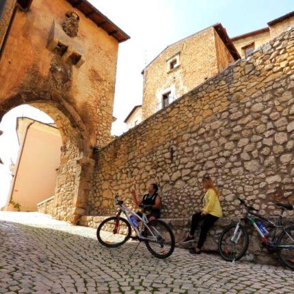 Viaggio in Italia con la bici