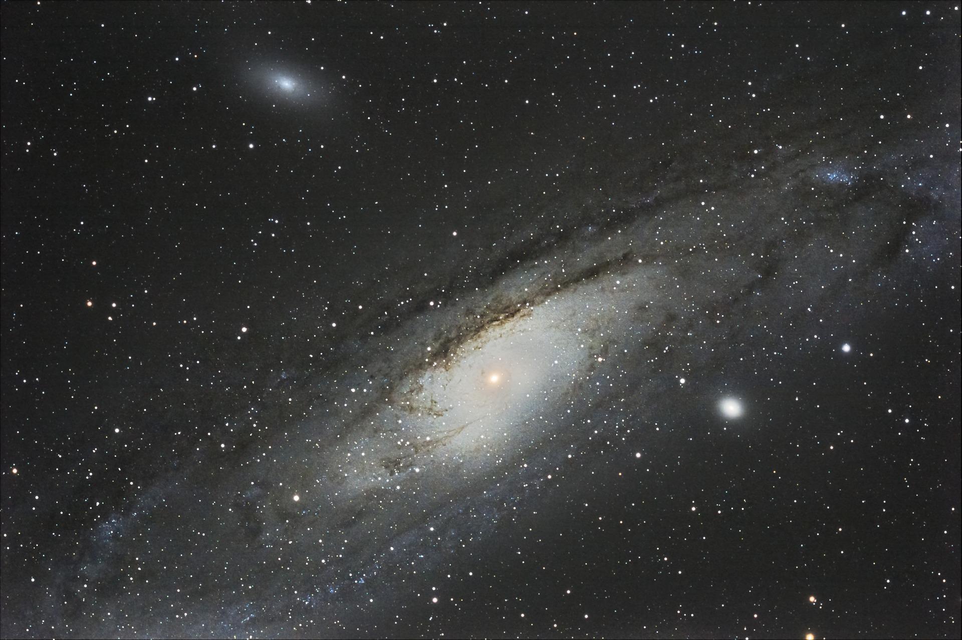 Galassie e vita