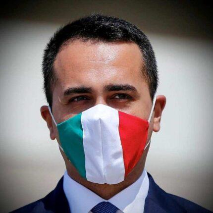 Di Maio parla dei militari in Libia