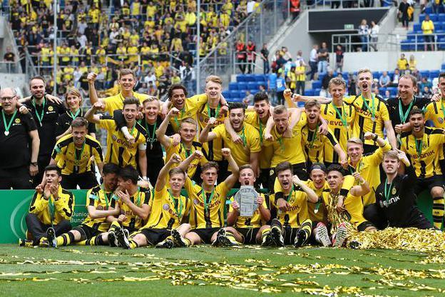 Il calcio riparte con il derby della Ruhr
