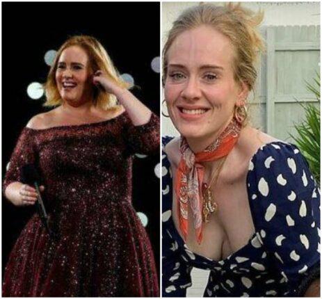 Adele perde 30 kg