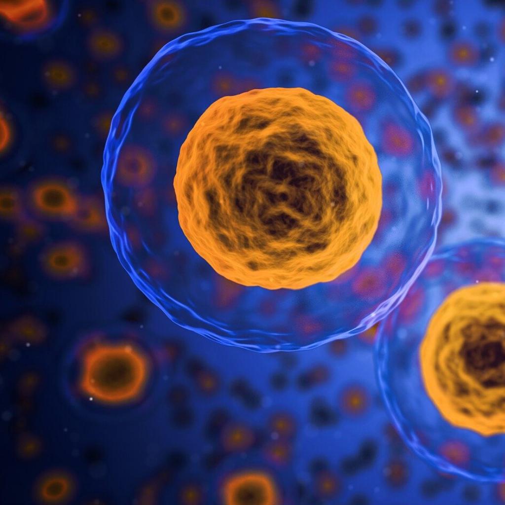 piccoli nanobot potrebbero distruggere cellule tumorali
