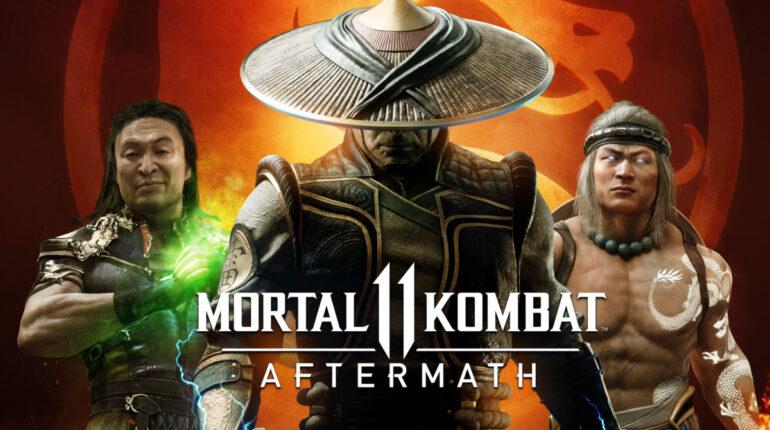 Mortal Kombat 11:Aftermath