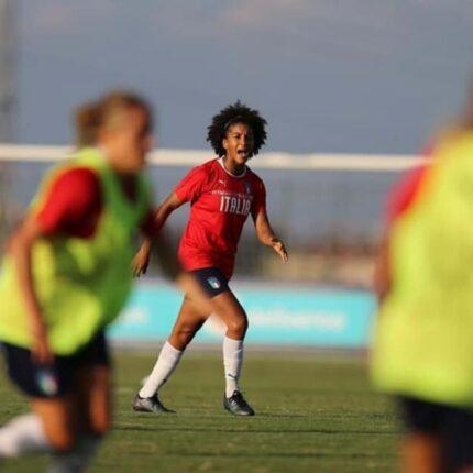 La ripresa del calcio femminile