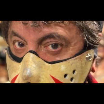 mascherine di Jason Voorhees create da Tom Savini