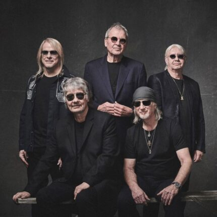 "Deep Purple 47 anni fa usciva ""Smoke on the Water"" foto"