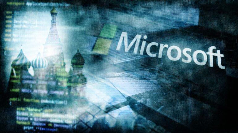 Russia elimina Microsoft