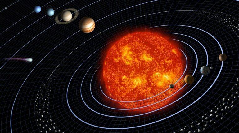 Sistema solare origine
