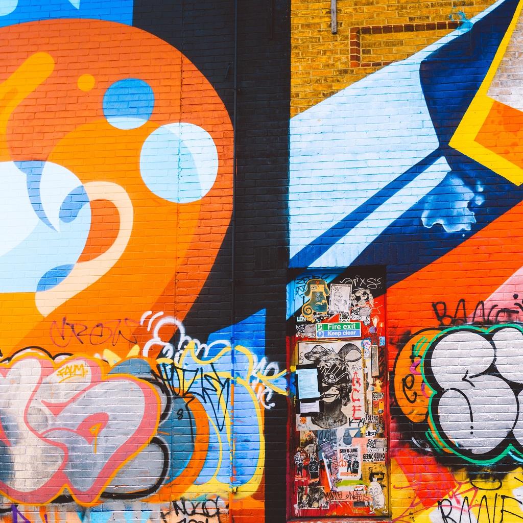 "Street Art Nasce a Napoli ""Inopinatum"" foto"