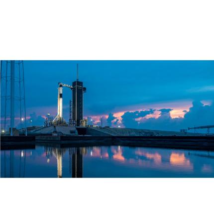 SpaceX Crew Dragon: stasera 30 maggio il decollo nello spazio