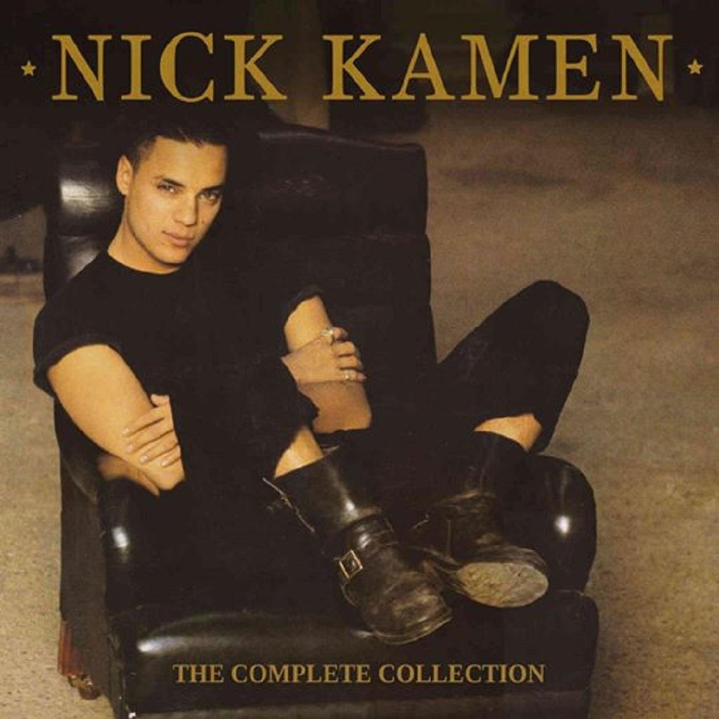 Nick Kamen box in arrivo il prossimo 24 luglio foto