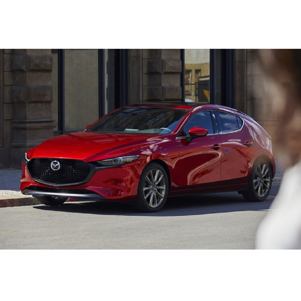 Mazda 3 turbo con trazione integrale in cantiere?