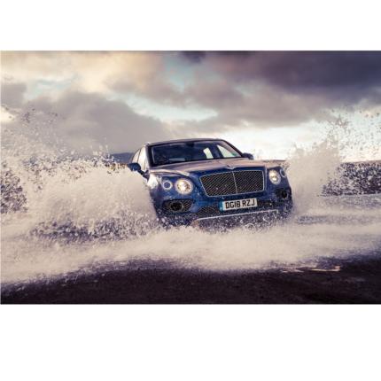 20 mila esemplari di Bentley Bentayga costruiti