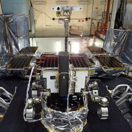 Il rover della missione Exomars rinviata