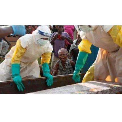 11esima epidemia di ebola in Congo