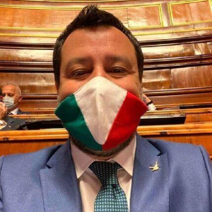 Salvini scettico sugli Stati generali del governo