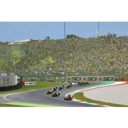 Cancellato ufficialmente il GP del Mugello 2020 di MotoGP