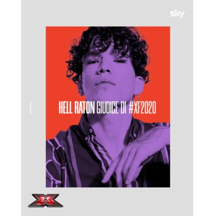 X-Factor il quarto giudice è Hell Raton foto