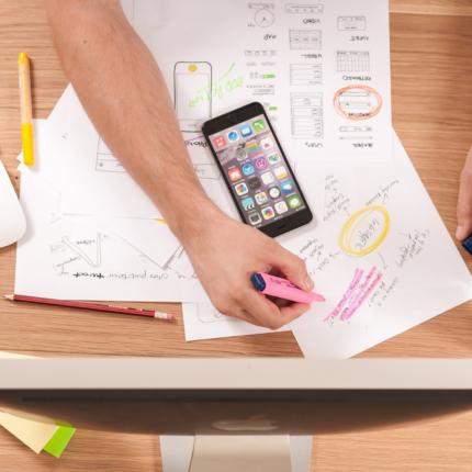 creare un'app aziendale