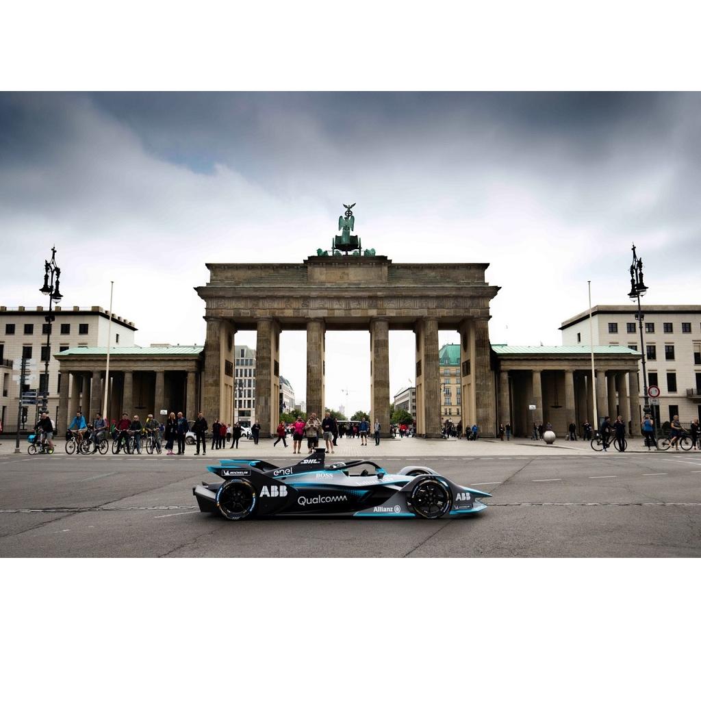 Formula E correrà a Berlino 6 volte in 9 giorni