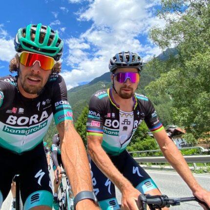 Peter Sagan sarà al Giro d'Italia