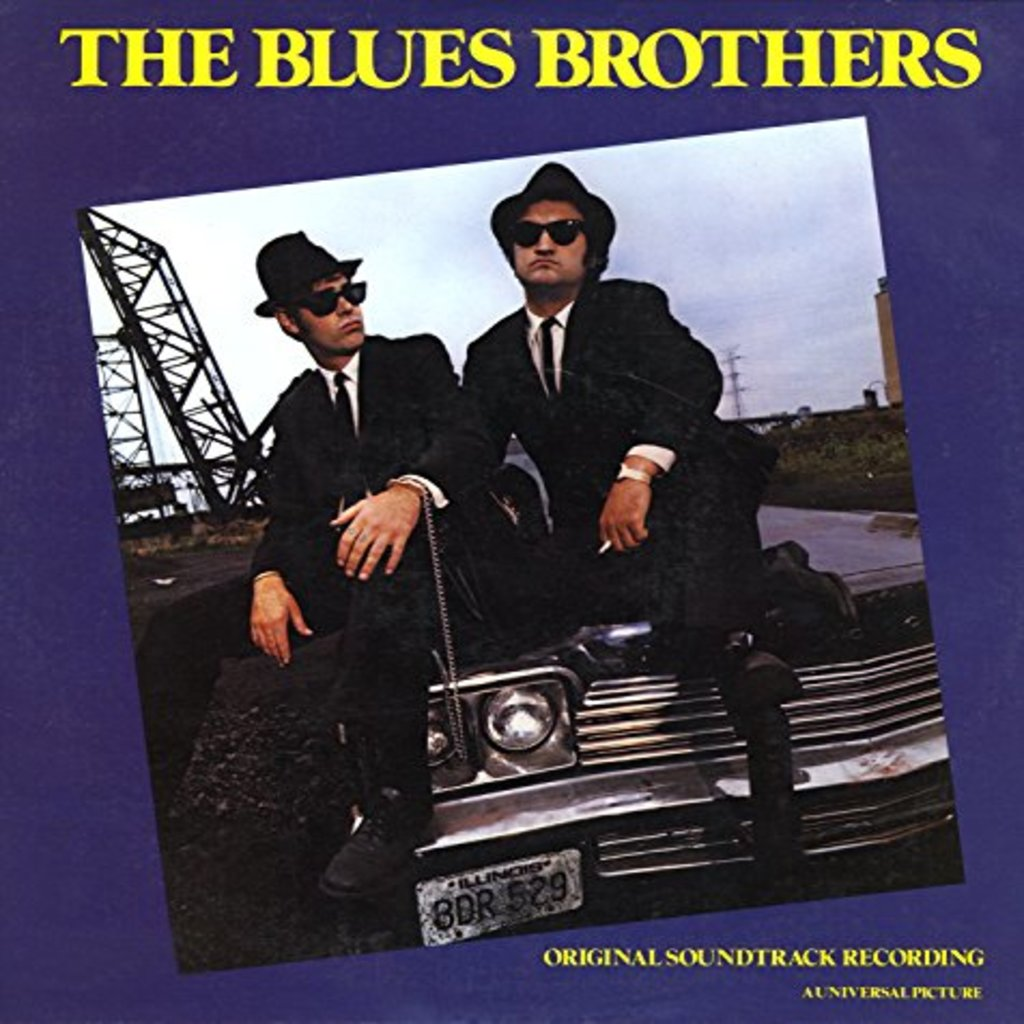 The blues brothers compie 40 anni