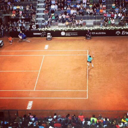 Il futuro degli Internazionali di tennis