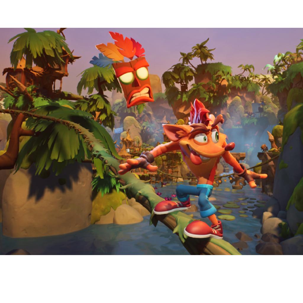 Trailer ufficiale Crash Bandicoot 4: la data di uscita