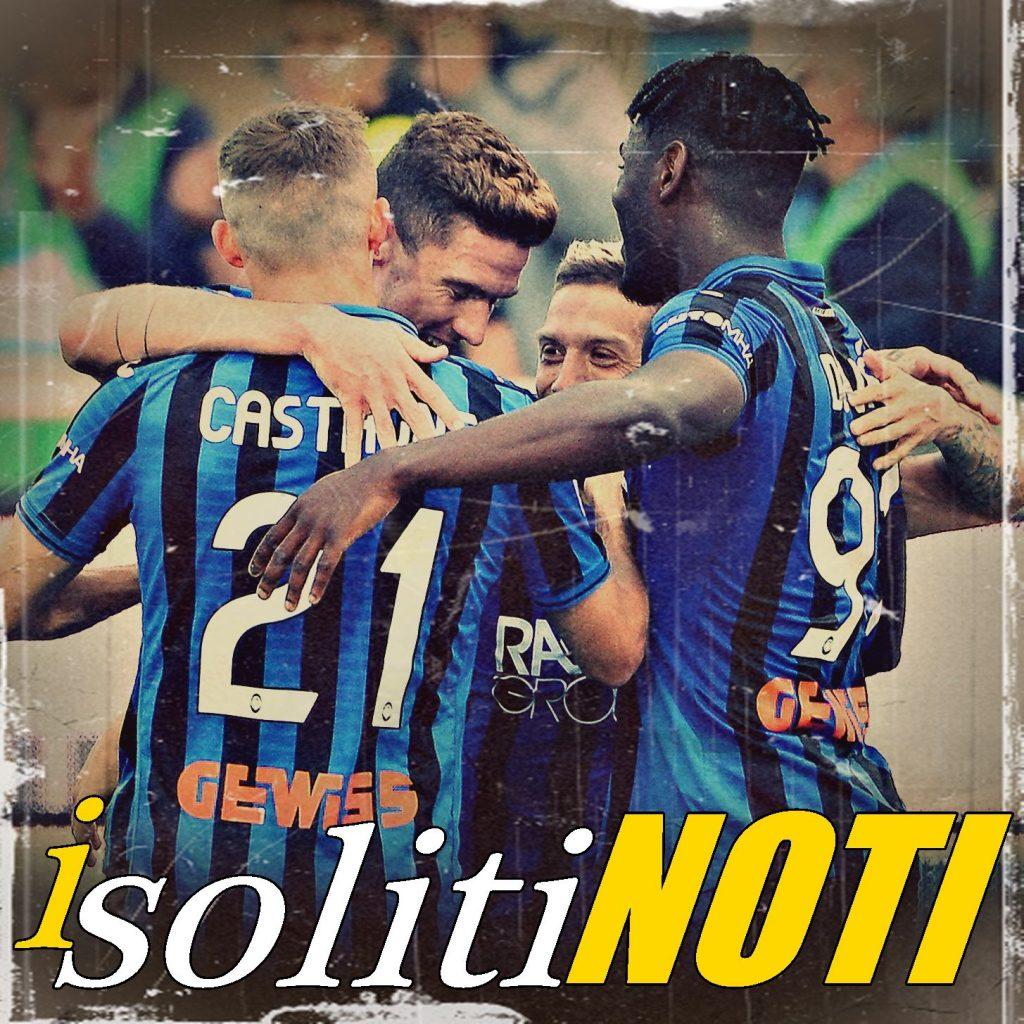 Gasperini salta la sfida con la Lazio