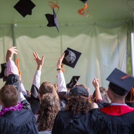 La solidarietà degli studenti universitari
