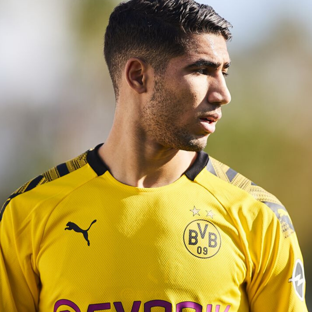 Hakimi è ad un passo dall'Inter