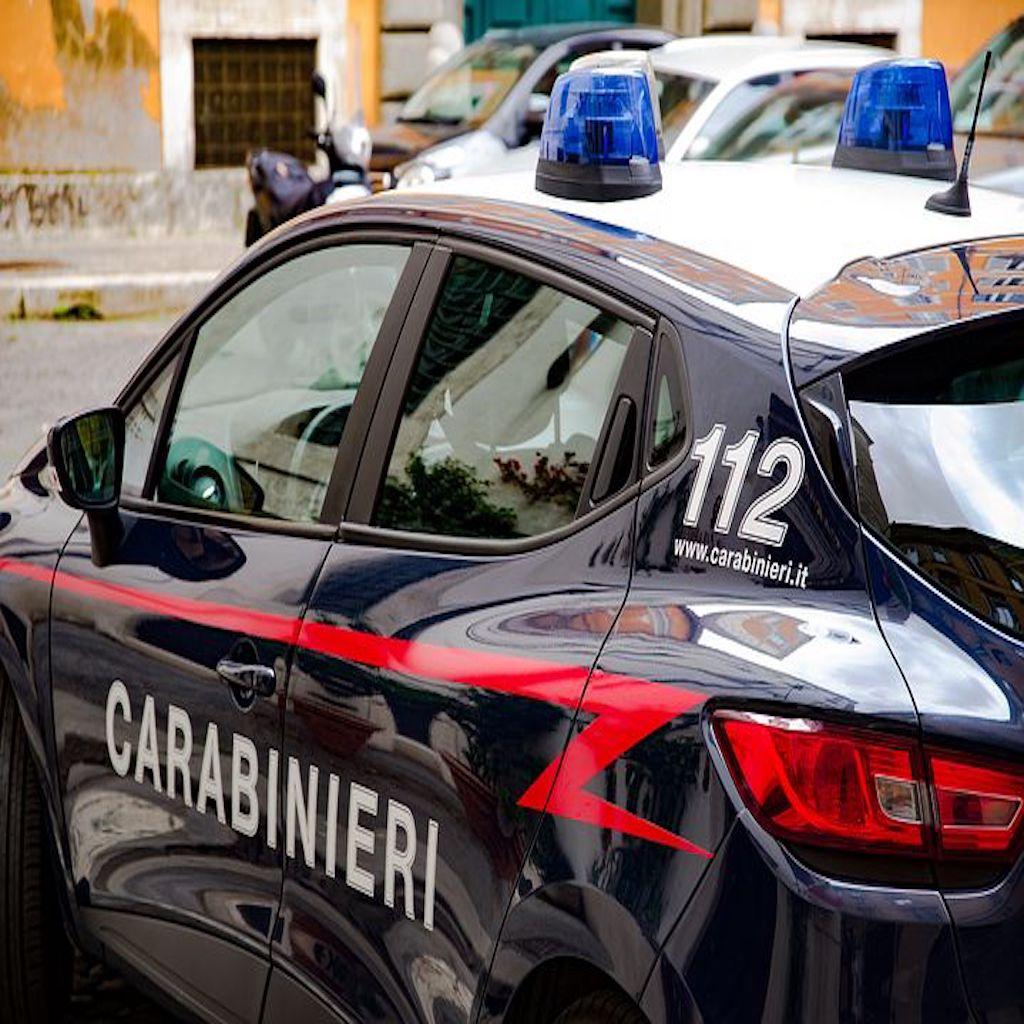 carabiniere investito da ladri in fuga