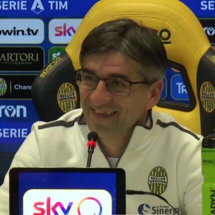 Hellas Verona – Parma sfida foto