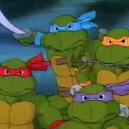 le Tartarughe Ninja tornano con un nuovo reboot