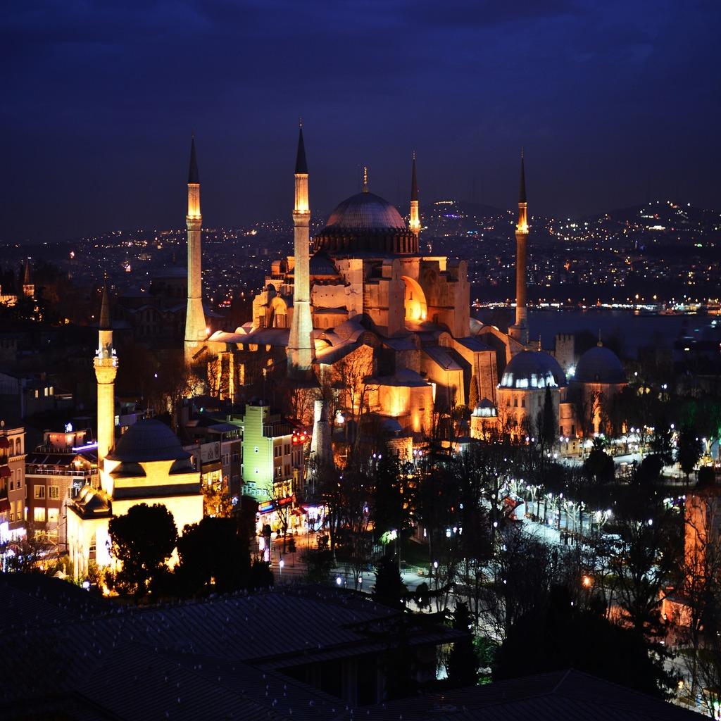 Santa Sofia sarà riconvertita in moschea