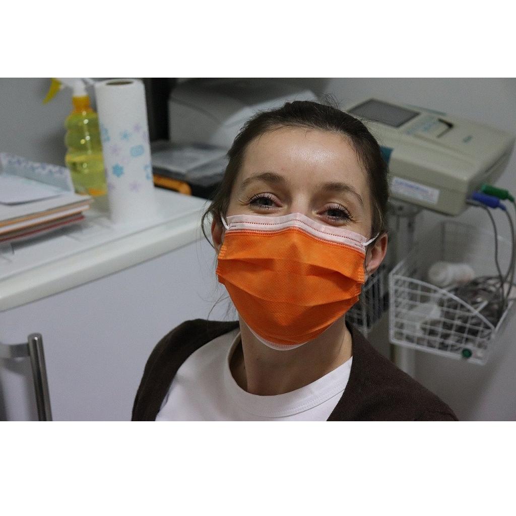 Rischio Covid-19 ridotto del 65% con mascherine
